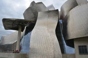 Museo Guggenheim de Bilbao, España