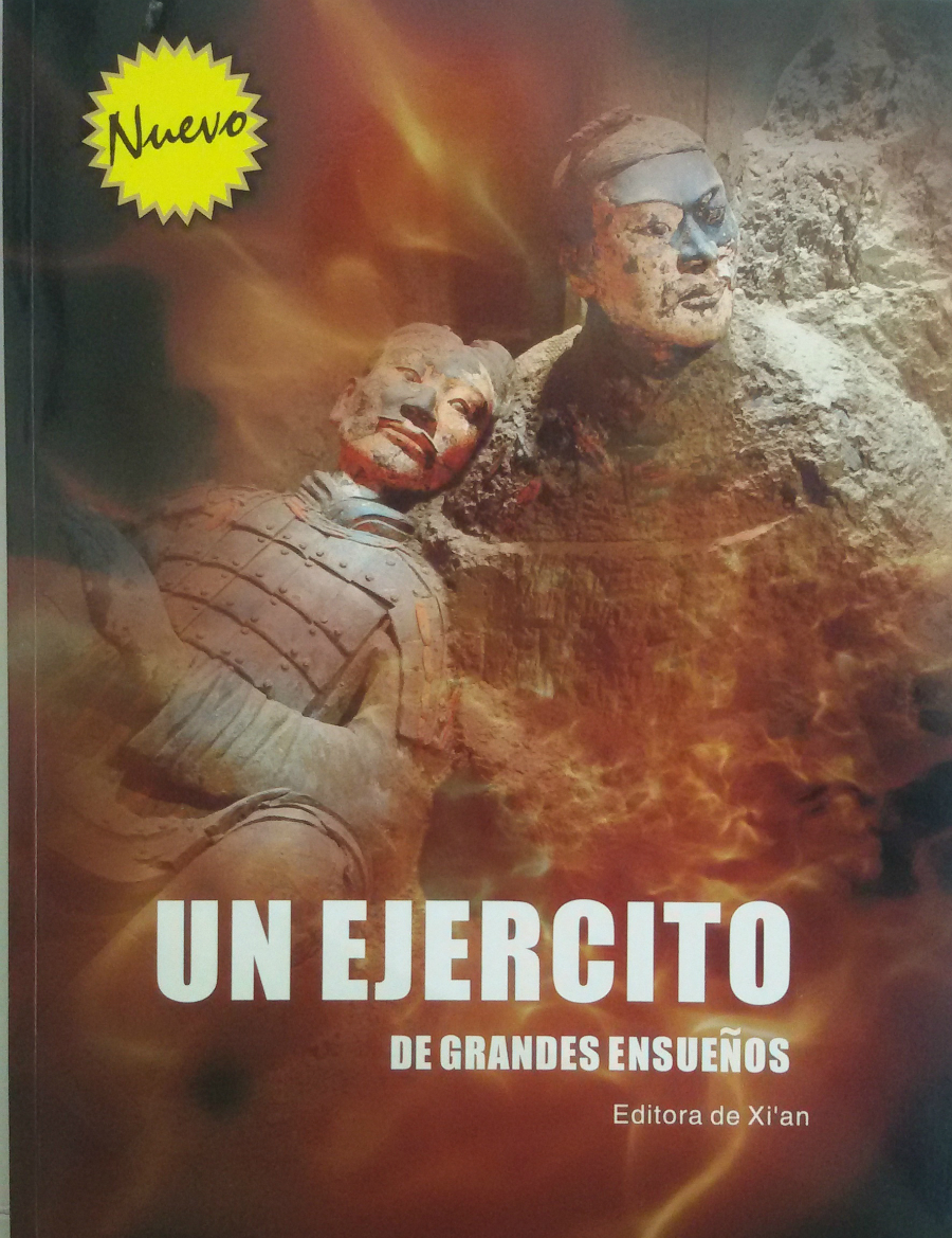 LOS GUERREROS DE TERRACOTA