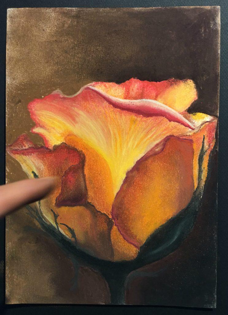 Pintando la felicidad